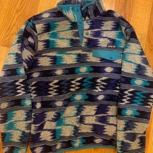 Patagonia lightweight fleece pullover